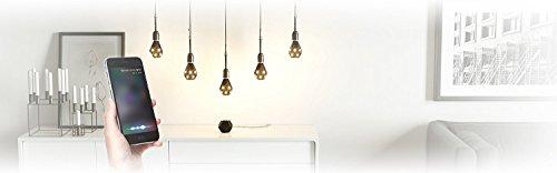 nanoleaf Ivy Smarter LED-Kit: Apple Home-Kit Beleuchtungs-Set - 11