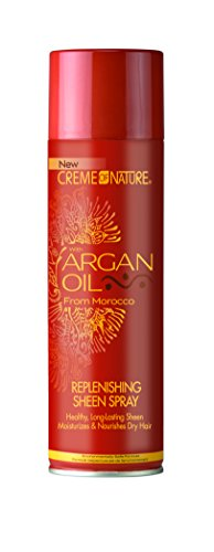 Creme Of Nature Spray Brillance Argan 473,1 ml