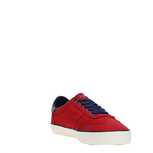 U.S.POLO ASSN. Ted, Baskets Homme Rosso (Red)