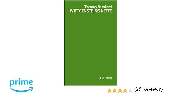 Wittgensteins neffe eine freundschaft amazon thomas bernhard wittgensteins neffe eine freundschaft amazon thomas bernhard bcher fandeluxe Gallery