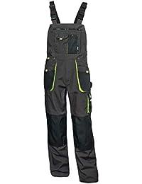 Stenso Emerton® - Pantalones con Peto de Trabajo para Hombre - Resistentes