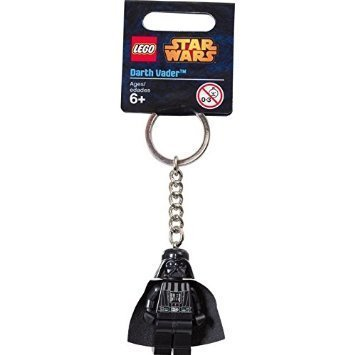 LEGO Star Wars Darth Vader 2016 Key Chain 850996