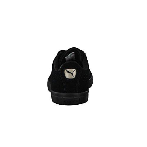 Puma Court Star Trainers Vulc Suede 363222-01 black Puma Black/Puma Black