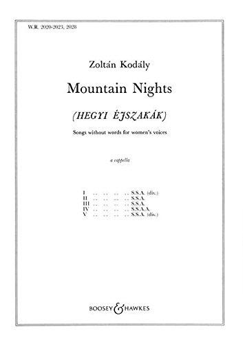 Mountain Nights