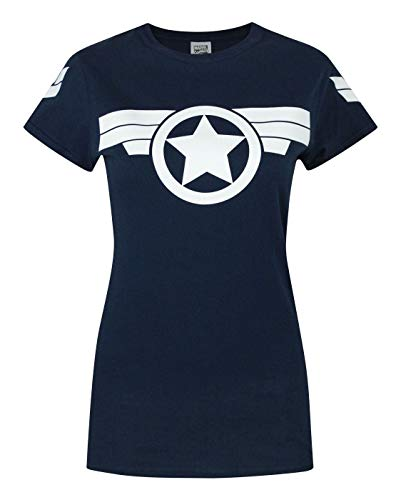 Marvel Mujeres Captain America...
