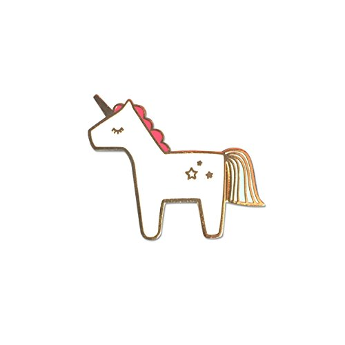 Black Jaguar Einhorn Pin | Einhorn Anstecker | Einhorn Geschenke | Einhorn Sachen | Einhorn Enamel Pin | Unicorn Pin