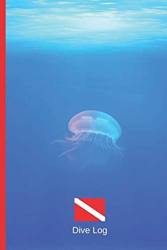 DIVE LOG: DETAILED SCUBA DIVING LOGBOOK FOR UP TO 120 DIVES. CREATIVE AND HANDY GIFT FOR DIVERS. -