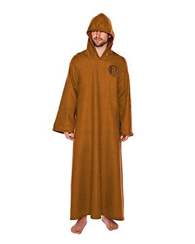 Jedi Star Wars Official Jedi Fleece Lounger with Hood -