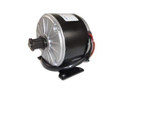 HMParts E-Scooter Elektroroller Motor 24 V 250 W Riemenritzel 5 M