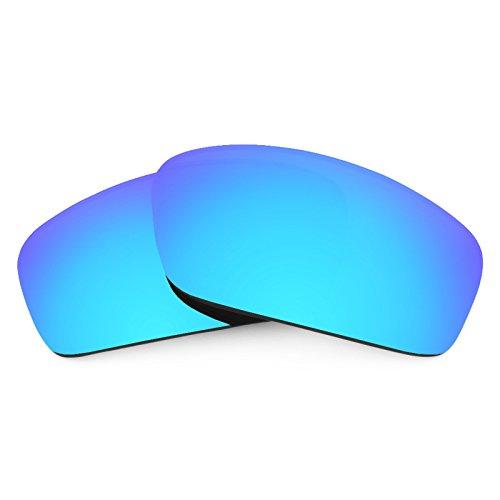 Revant Ersatzlinsen für Oakley Splinter Eisblau MirrorShield®