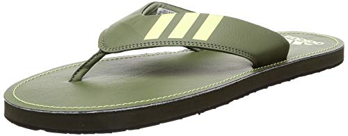Adidas Men's Coset Ii Cangre/Ltflye Slippers-10 UK (44 2/3 EU) (10.5 US) (CM0041)