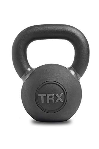 TRX Training Kettlebell, Gravity Cast mit bequemem Ergo-Griff, 16kg -