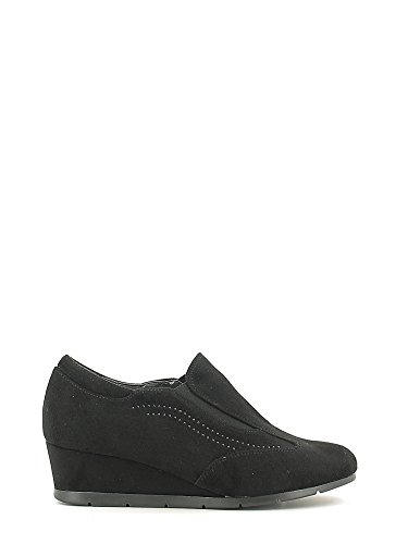 Grace shoes 811417 Mocassino Donna Nero 35