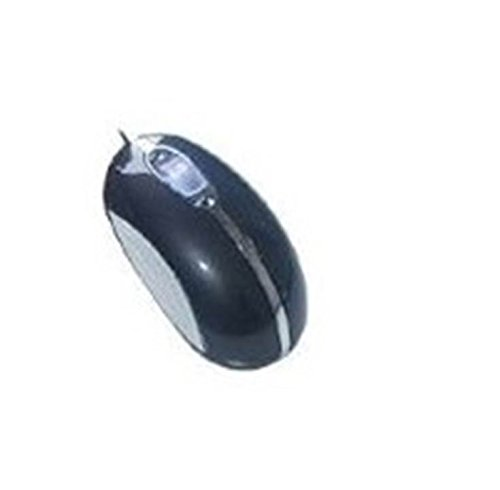 MCL Samar Mouse Optical 800DPI Combo Black USB-PS/2 SS-204UP/N (Mouse Ps / 2 Optical Mouse)