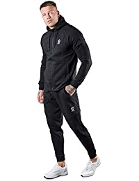 3965cef80a0 Gym King Core Plus Tracksuit Set - Black