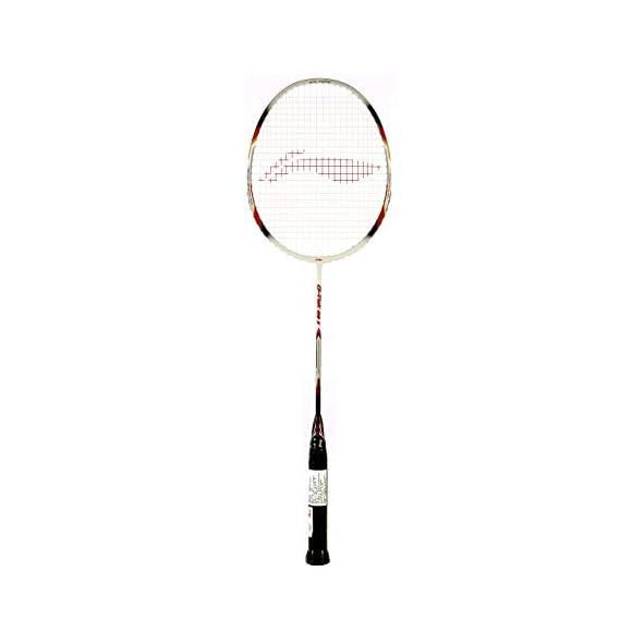 Li-Ning 60 II G-Tek Carbon Fiber Badminton Racquet,  S2