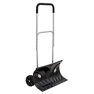 Oypla Heavy Duty Snow Plow - Push Snow Shovel Plough