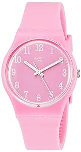 Swatch Gent Standard PINKWAY GP156 Reloj de Pulsera para hombres Fabricado en Suiza de Swatch