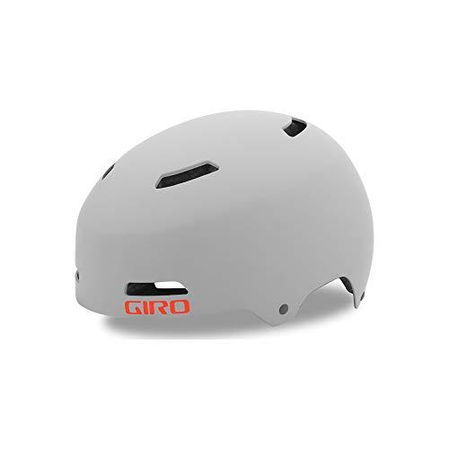 Giro Quarter Helm, mattgrau, Medium/55-59 cm
