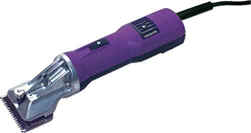 Hauptner 89500000 Rinderschermaschine Electric 2000 Plus, mit Standardscherkämmen, lila