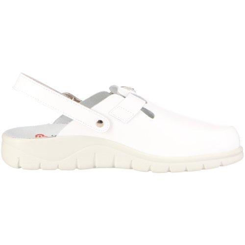 Berkemann Tec-Pro Pasadena 00537, Chaussures mixte adulte blanc (blanc)