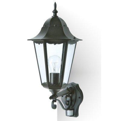 Wandlaterne 1-flammig Bristol Farbe: Schwarz von Eco Light bei Lampenhans.de