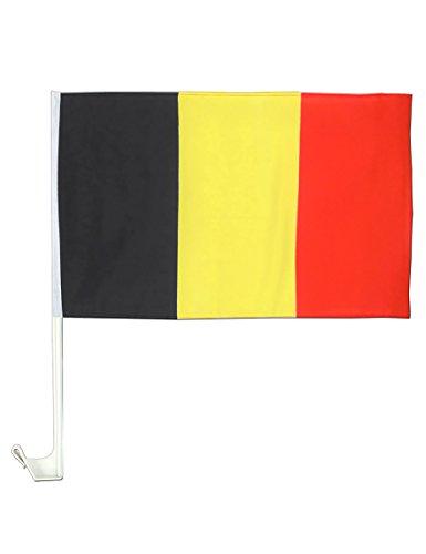 Belgische Flagge für Auto