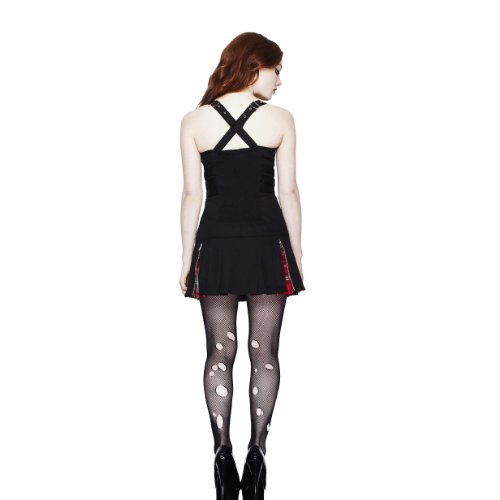 Hell Bunny - Robe -  Femme Noir