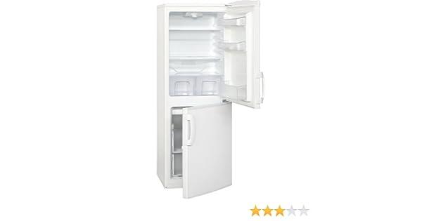 Bomann Kühlschrank Produktion : Bomann kg weiß kühl und gefrierkombination amazon