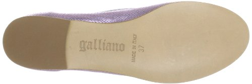John Galliano 840526, Ballerines femme Rose (Pink 43)