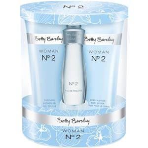 Preisvergleich Produktbild Betty Barclay Woman No. 2,  Eau de Toilette EDT 15 ml + 100 ml Duschgel + 100 ml Bodylotion