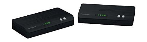 Marmitek HDTV Anywhere - HDMI Extender - HDMI drahtlos - PLC - Verbindung über Stromnetz - Full HD - 1080P- flächendeckendes Bereich - durchschleifen - Sehen Sie anderswo im Haus TV ohne Kabel - Die Digitale Signalübertragung
