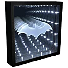 Abysse Corp GIFPAL181 Interior 1lamps LED Negro, Color blanco - Iluminación decorativa (LED, Color blanco, Negro, Color blanco, Interior, Batería, USB, AA)