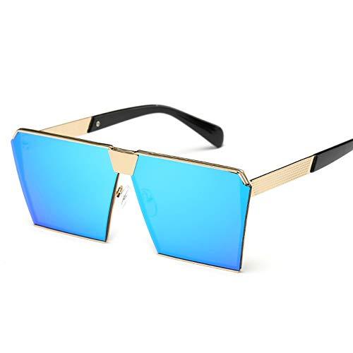 Sonnenbrille Gothic Carter Männer Shades Sonnenbrillen 2017 Übergroßen Frauen Cat Eye Sun Goggle Gläser Berühmte Fahrer Fahren Eyewear Blau