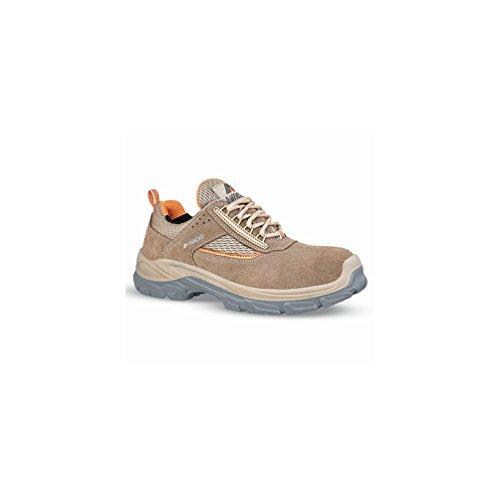 Aimont - Chaussure de sécurité basse PARADISE S1P SRC - Aimont Marron