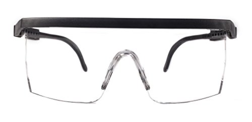 3M 1709IN Safety Goggles, 10 x 5 x 5 cm, Pack of 1, White