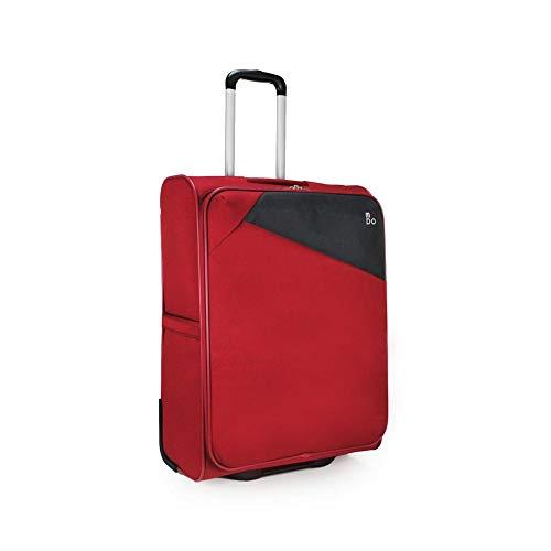 MODO by Roncato Trolley Medio Jupiter Rosso, Misura: 64x45x27 Cm, Peso: 3.1 Kg, Capacità: 74 L
