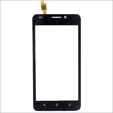 PANTALLA PANTALLA TÁCTIL sustitución de vidrio Huawei Ascend Y635 NEGRO NUEVO PISO FLEX