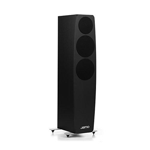 Jamo-C-95-Speaker-Stands-Black