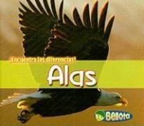 Alas = Wings (Encuentra Las Diferencias!/ Spot the Difference) por Diyan Leake