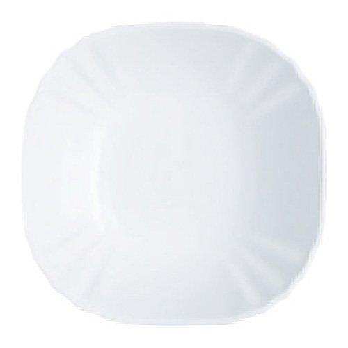 Dajar Schale Lotusia Luminarc, Glas, Weiß, 12 x 12 x 5,5 cm