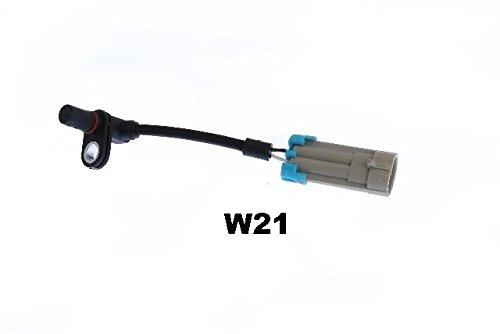 Japanparts ABS-W21 Sensore ABS per Macchina