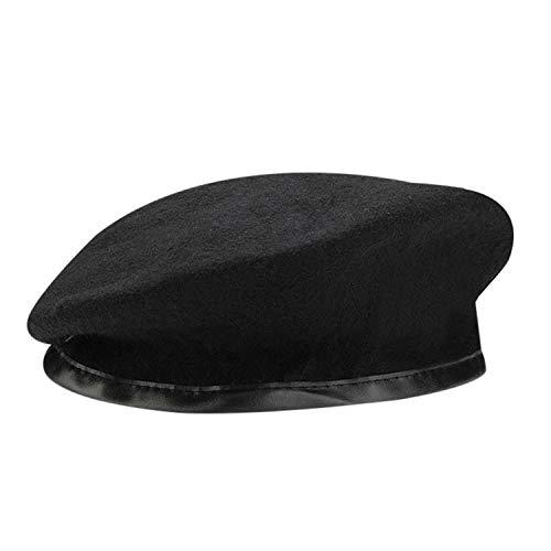 Unisex Ejército Militar Soldado Sombrero 2019 Hombres Mujeres Lana Boina  Fuerzas Especiales. cec938509d0