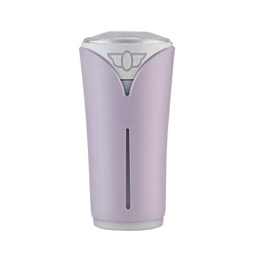 Rjjdd Humidificador de Aire multifunción USB difusor de Aroma ultrasónico con lámpara...