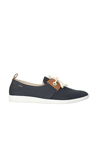 Armistice Stone One Twill Marine, Baskets Mode Femme Bleu
