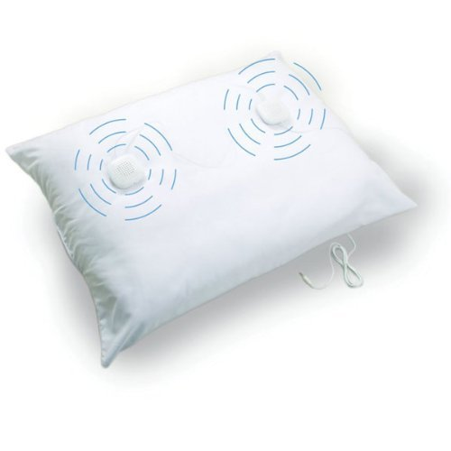 Headwaters, Inc. - Sound Oasis Sleep Therapy Pillow W/ Volume Control - Kissen mit Soundboxen