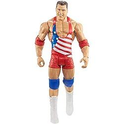 WWE- Kurt Angle Personaggio Articolato, Giocattolo 3+ Anni, 15 cm, GCB56