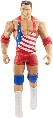 WWE - Figura de Acción Luchador Kurt Angle, Juguetes Niños +6 Años (Mattel GCB56)