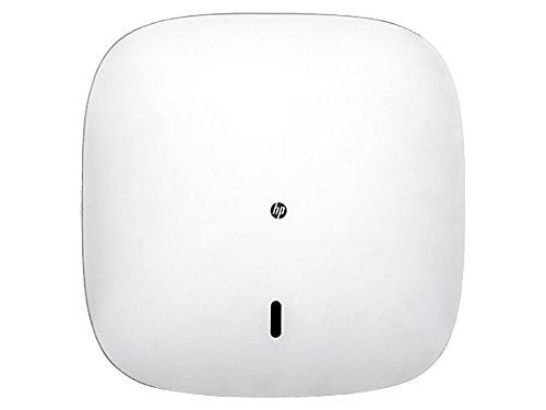 Hewlett Packard Enterprise 525 Wireless Dual Radio 802.11ac (WW) Power over Ethernet (PoE) White WLAN access point - WLAN Access Points (IEEE 802.11a,IEEE 802.11ac,IEEE 802.11b,IEEE 802.11g,IEEE 802.11n, 10,100,1000 Mbit/s, 2.4 - 5, Ethernet (RJ-45), White, Ceiling, Wall)