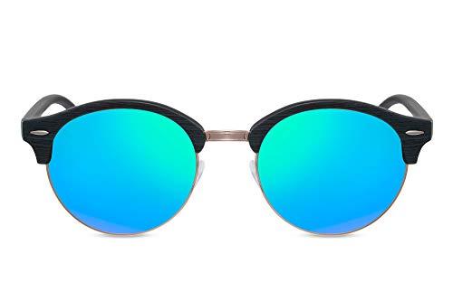 Cheapass Sonnenbrille UV400 Retro Vintage Damen Herren Farbvariation